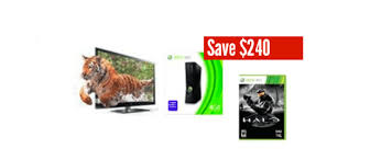 amazon black friday consoles 240 on an lg cinema 3d hdtv xbox 360 console and halo ce
