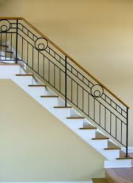 Fusion Banister Contemporary Railings Archives Finelli Ironworks