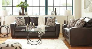 Chocolate Living Room Set Coppell Durablend Chocolate Living Room Set Living Room Sets