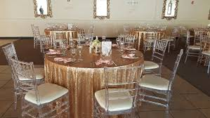 table cloth rentals sequin tablecloth rental