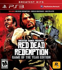 amazon black friday ps3 amazon com red dead redemption game of the year playstation 3