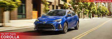 toyota car information new 2017 toyota corolla features specifications model research