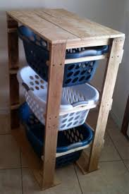 Laundry Room Storage Cart by Best 25 Laundry Basket Storage Ideas On Pinterest Utility Room