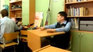 Kid School Desk Russia Boy And School Desk Version D