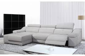 canapé angle relax canapé d angle relax en cuir de buffle italien de luxe 5