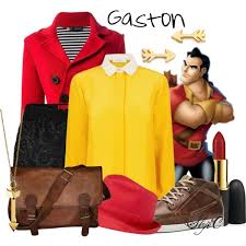 gaston hispter disney u0027s beauty beast polyvore