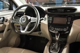 nissan rogue interior cargo 2017 nissan rogue sport qashqai debut to join the small crossover