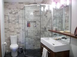 grey bathroom ideas pinterest dark stone tile wall and exposed