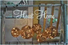 Grapevine Chandelier Easy Diy Outdoor Chandelier All Things Heart And Home