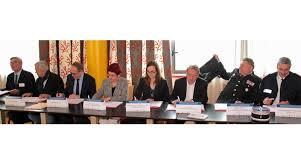 chambre de commerce et d industrie dijon signature convention sûreté à la cci côte d or association dijon