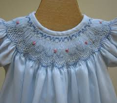 smocked bishop dress newborn 3 months 6 months 12 months