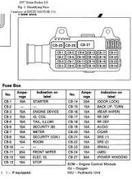 isuzu fuego wiring diagram isuzu wiring diagrams instruction