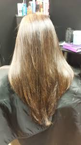 How Long Wait To Wash Hair After Color - brazilian blowout exposed the furry couch