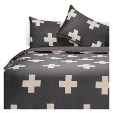 Charcoal Duvet Cover King 45 Best Bedding Images On Pinterest Bed Linens Bedding And 3 4 Beds