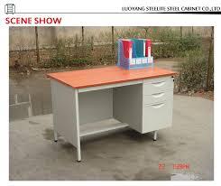 Metal Desks For Office Metal Office Desk Shop Executive Steel Frame Desks With Storage