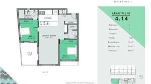 Uwaterloo Floor Plans Pw Realty 4 14 133 141 Botany Road Waterloo