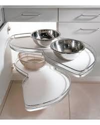 plateau le mans cuisine 2 plateaux lemans ii pour meuble d angle kessebohmer