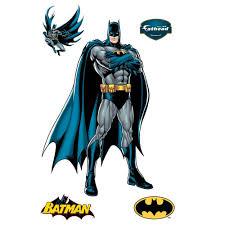 amazon com fathead dc comics batman justice league wall graphic amazon com fathead dc comics batman justice league wall graphic home kitchen