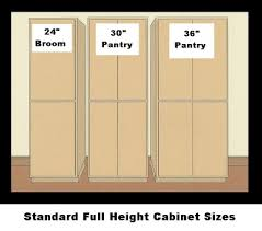 Kitchen Cabinet Height Standard Lowes File Cabinet Kraftmaid - Kitchen pantry cabinet sizes