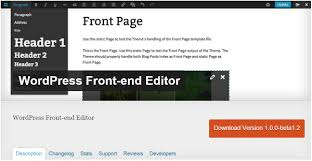 wordpress theme editor gone a look at the upcoming wordpress front end editor elegant themes blog