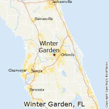 best places to live in winter garden florida