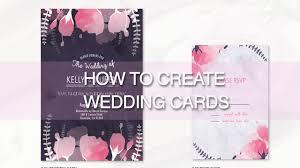 Mcdonalds Invitation Card How To Design Wedding Cards Illustrator Tutorial Youtube