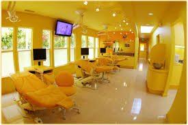 Dental Office Interior Design Ideas For Children Treatment - Dental office interior design ideas