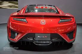 honda supercar honda nsx reborn as a hybrid supercar at geneva 2015 video live