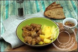 cuisiner le sauté de porc sauté de porc au miel et à la moutarde un siphon fon fon un