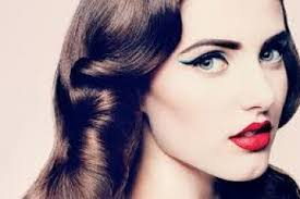 how do me mekaup haircut full dailymotion pin up model makeup look makeup easy ideas