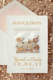 wedding save the date ideas 36 and clever ways to save the date confetti wedding and