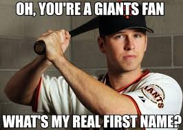 Giants Memes - mlb memes on twitter bandwagon fan quiz giants edition