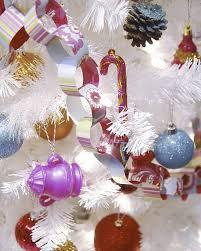 white artificial christmas tree treetopia