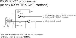 Radio Repeater Circuit Diagram Modifications For The Icom