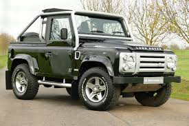 land rover overland land rover defender 90 60th anniversary edition svx auto