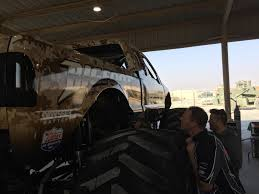 bigfoot the monster truck videos operation appreciation 2016 day 2 bigfoot sighting at camp