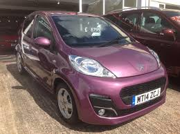 peugeot small car used peugeot 107 allure for sale motors co uk