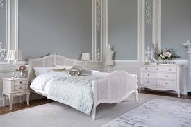 Toulouse White Bedroom Furniture Toulouse