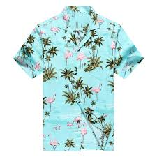 Halloween Hawaiian Shirt by George Men U0027s Rayon Print Hawaiian Shirt Walmart Com