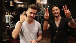 daniel alfonso hair salon la la hairstyle at daniel alfonso men s salon feat alex costa youtube