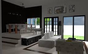 idee deco cuisine ouverte sur salon idee deco cuisine ouverte sur salon 9 salon niveau