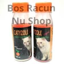 Obat Cacing Kucing Di Petshop review obat cacing kucing catyzole liquid petshop di jusenak