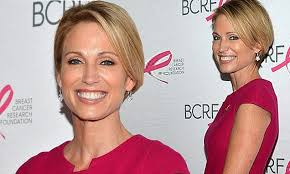 how to cut your hair like amy robach gma host amy robach celebrates her survival anniversary after