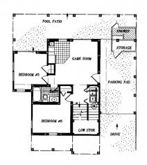 Floor Plan Of A House by Wonderful Floor Plan Of Ultra Modern House Kerala Home Design