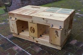 Coffee Table Box Crafted Wine Box Coffee Table By The Woodenthusiast