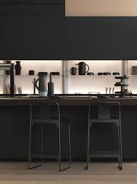 interior designing kitchen valcucine at livingkitchen the whole stand designed as a wellness