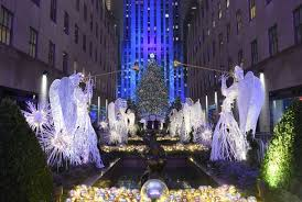84th annual rockefeller center tree lighting cbs new york