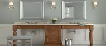 Countertop Cabinet Bathroom Kitchen Cabinets Bath Vanities Mid Continent Cabinetry