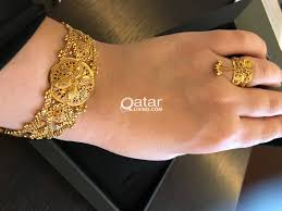 gold bracelet styles images 21k gold bracelet brand new qatar living jpeg