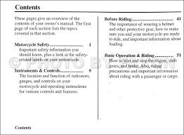 2006 honda cbr600f4i motorcycle owner u0027s manual original